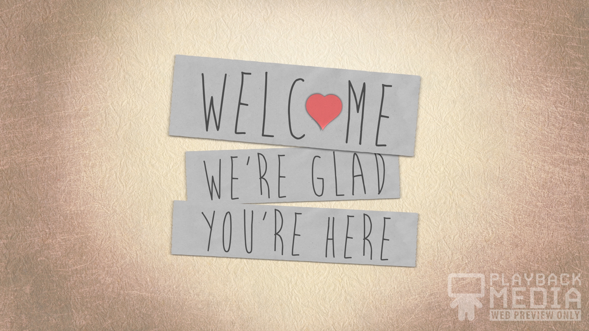 Made With Love Welcome Motion Image