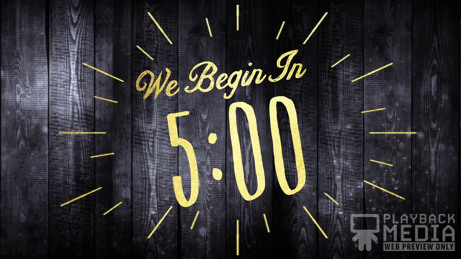 Midnight Pop Church Countdown