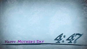 Mothers Day Paint Lower 3rd Countdown Image