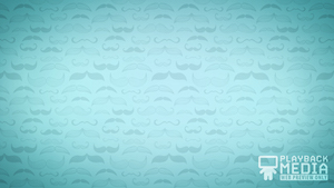 Mustachio Father's Day 4 Motion Background