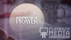 National Prayer Bible 1 Motion Background