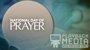 National Prayer Bible Blue 1 Still Background