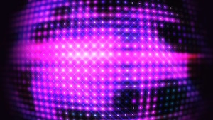 New Years Ball Purple Motion Background