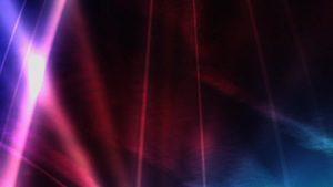 Night Sky Lights Motion Background