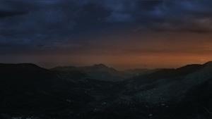 Night Sky Motion Background
