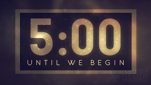 Observing Lent Church Countdown
