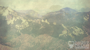 Open Mountains 4 Motion Background
