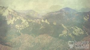 Open Mountains 4 Still Background