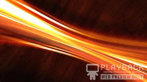 Orange Energy Portal Still Background