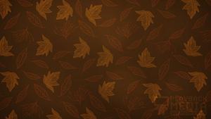 Orange Fall 1 Still Background