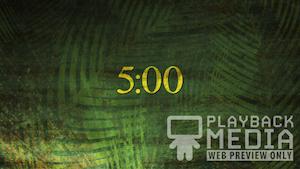 Palm Sunday Texture Church Countdown