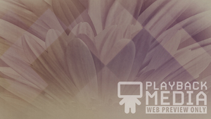 Pastel Flower 2 Motion Background
