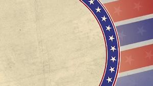Patriotic Blank 2 Motion Background