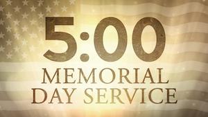 Patriotic Sacrifice Church Countdown
