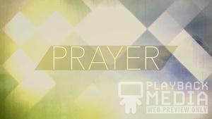 Prayer Blocks Yellow 1 Motion Background