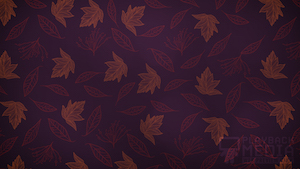 Purple Fall 1 Motion Background