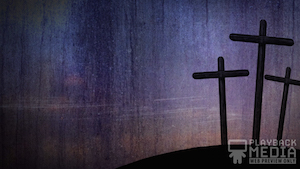 Ray of Hope Cross 2 Motion Background