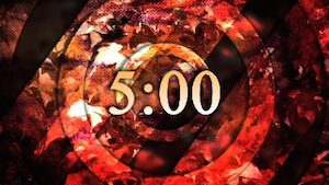 Red Leaves Church Countdown