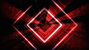 Red Vortex Motion Background