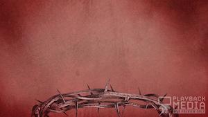 Redemption Crown Still Background