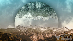 Reflection 2 Motion Background Image