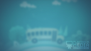 School Bus 4 Motion Background