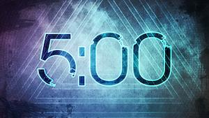 Shifting Symmetry Church Countdown
