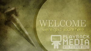 Stained Nail Welcome Motion Background