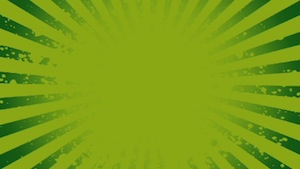 Starburst Lime Motion Background