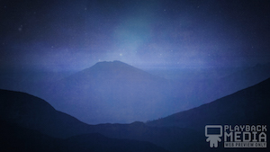 Starry Night 2 Still Background