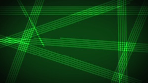 Straight Lines Green Motion Background