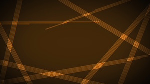 Straight Lines Orange Motion Background