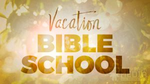sunny days vbs motion background