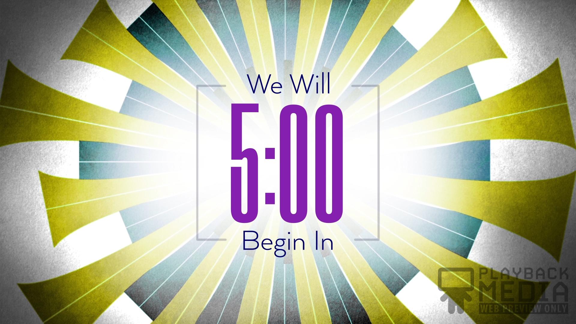terrace days church countdown
