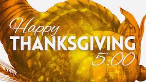 Thanksgiving Church Countdown