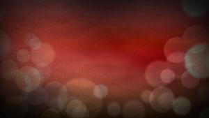 Lovely Bokeh Red Motion Background