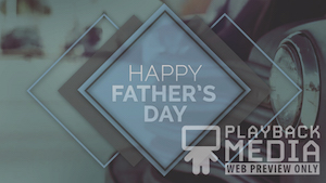 Vintage Father's Day 1 Still Background