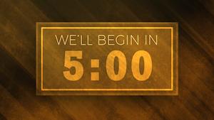 Warm Angles 1 Church Countdown