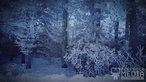 Winter Story 2 Motion Background
