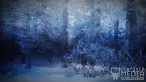 Winter Story 3 Motion Background