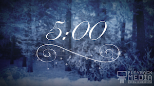 Winter Story Church Countdown
