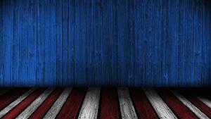 Wooden Dance Floor Patriotic Motion Background Image