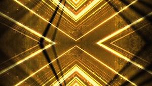 Yellow Vortex Motion Background