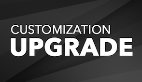 Customization Upgrade Image