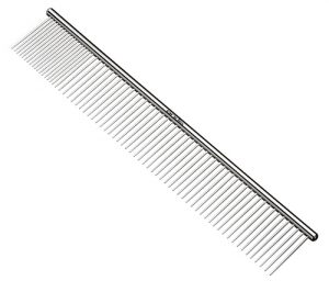 Andis Steel 'Greyhound' Comb