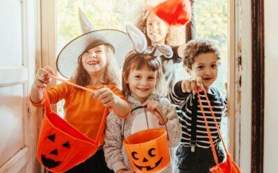 Atividades para o Dia das Bruxas com crianças