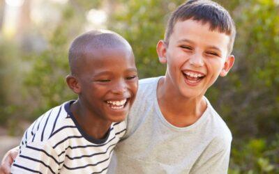 Personagens que ensinam a importância da amizade na infância
