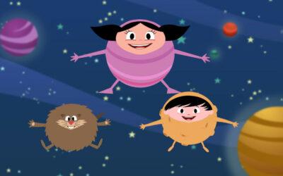 O Show da Luna! estimula a curiosidade dos pequenos