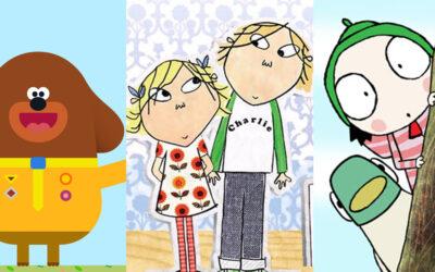 3 desenhos premiados para apresentar às crianças