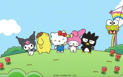 Séries para se divertir e aprender com a Hello Kitty